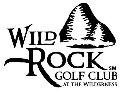 Wisconsin Golf Courses - Wild Rock Logo