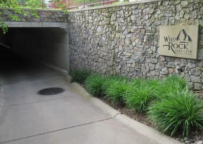 Wild Rock Golf Club Tunnel