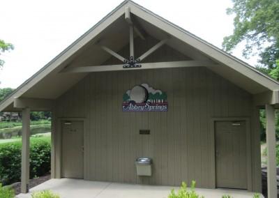 Abbey Springs Golf Course Bubbler