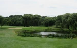 Abbey Springs Golf Course Hole 2