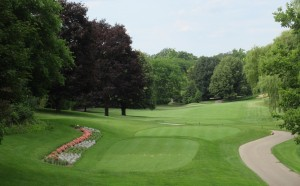 Abbey Springs Golf Course Hole 8