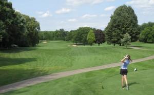Abbey Springs Golf Course Hole 9