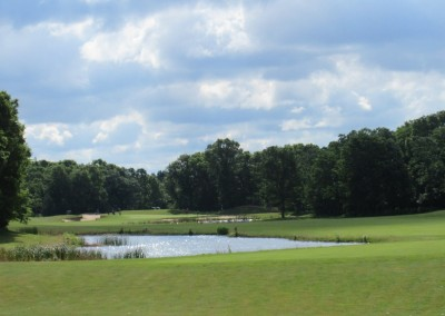 Lake Arrowhead Golf Course - Lakes Course - Hole 12 Tee
