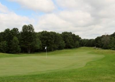 Lake Arrowhead Golf Course - Lakes Course - Hole 13 Green