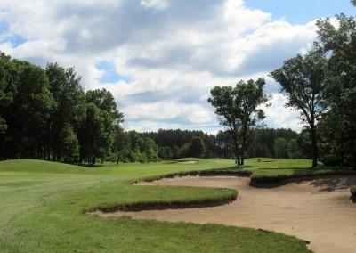 Lake Arrowhead Golf Course - Lakes Course - Hole 14 Approach