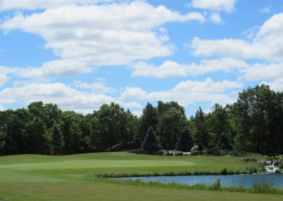 Lake Arrowhead Golf Course - Lakes Course - Hole 3