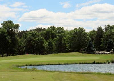 Lake Arrowhead Golf Course - Lakes Course - Hole 3 Tee