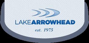 Wisconsin Golf Courses - Lake Arrowhead Golf Course Logo