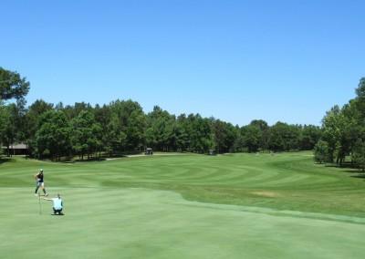 Lake Arrowhead Golf Course - Pines Course - Hole 10 Green