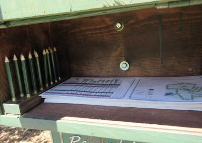 Lake Arrowhead Golf Course - Pines Course - Hole 10 Scorecards