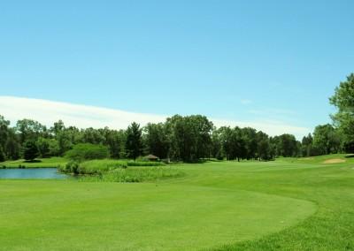 Lake Arrowhead Golf Course - Pines Course - Hole 10 Tee