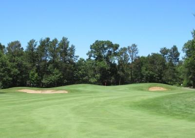 Lake Arrowhead Golf Course - Pines Course - Hole 12 Green