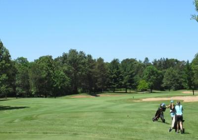 Lake Arrowhead Golf Course - Pines Course - Hole 12 Tee
