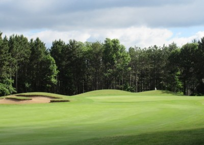 Lake Arrowhead Golf Course - Pines Course - Hole 14 Green
