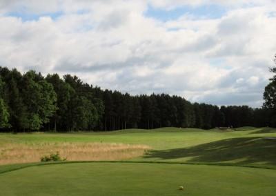Lake Arrowhead Golf Course - Pines Course - Hole 14 Tee