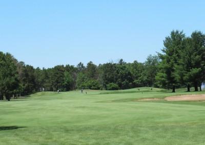 Lake Arrowhead Golf Course - Pines Course - Hole 16 Tee