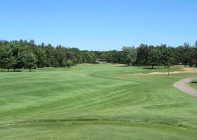 Lake Arrowhead Golf Course - Pines Course - Hole 18 Tee