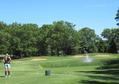Lake Arrowhead Golf Course - Pines Course - Hole 4 Tee