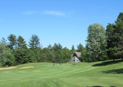 Lake Arrowhead Golf Course - Pines Course - Hole 7 Tee
