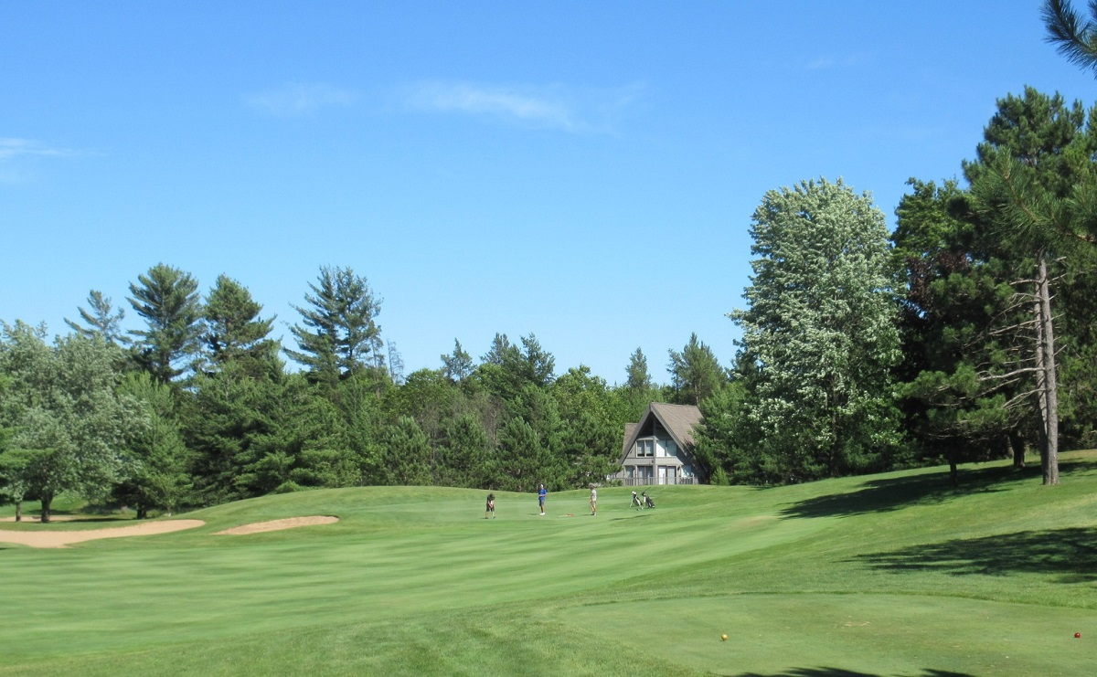 lake arrowhead golf course gallery wisconsin golf trips. Black Bedroom Furniture Sets. Home Design Ideas