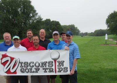 Naga-Waukee Golf Course Herrell Group Hole 1