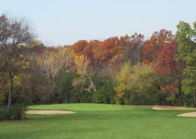 Naga-Waukee Golf Course Hole 11 Approach