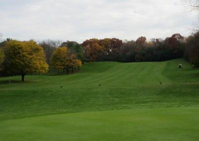 Naga-Waukee Golf Course Hole 11 Fairway
