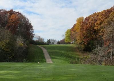 Naga-Waukee Golf Course Hole 11 Tee