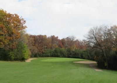 Naga-Waukee Golf Course Hole 12 Approach