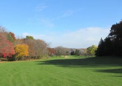 Naga-Waukee Golf Course Hole 14 Layup