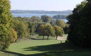 Naga-Waukee Golf Course Hole 14 Tee