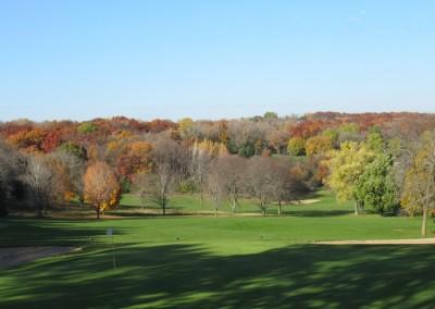 Naga-Waukee Golf Course Hole 15 Green