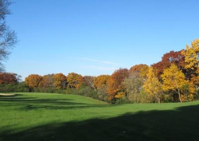 Naga-Waukee Golf Course Hole 17 Approach