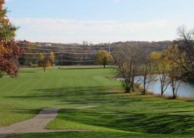 Naga-Waukee Golf Course Hole 4 Tee