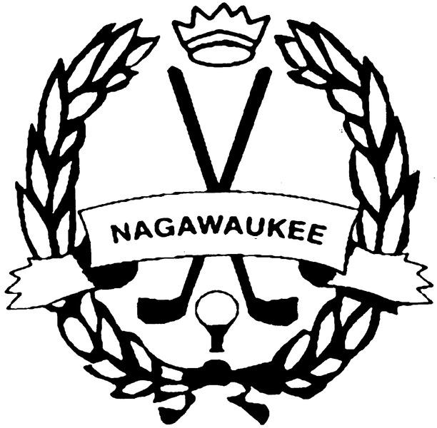 Naga-Waukee Golf Club Logo