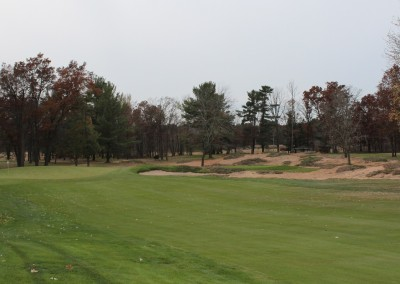 Stevens Point Country Club Approach