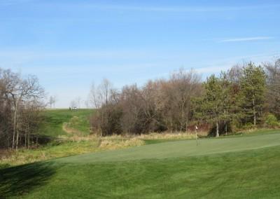 The Oaks Golf Course Hole 10