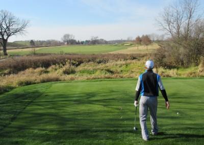 The Oaks Golf Course Hole 11 Tee