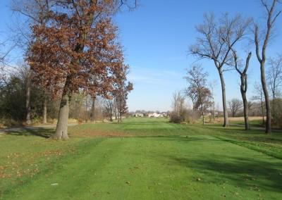 The Oaks Golf Course Hole 15 Back Tee