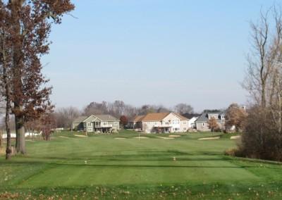 The Oaks Golf Course Hole 15 Tee