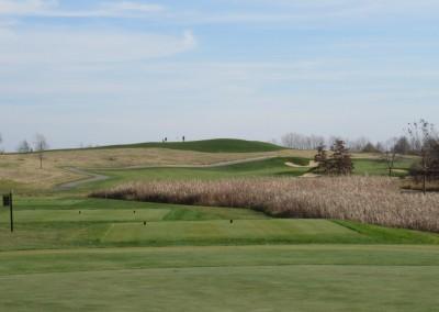 The Oaks Golf Course Hole 16 Back Tee