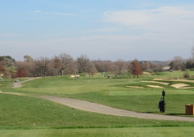 The Oaks Golf Course Hole 17 Tee