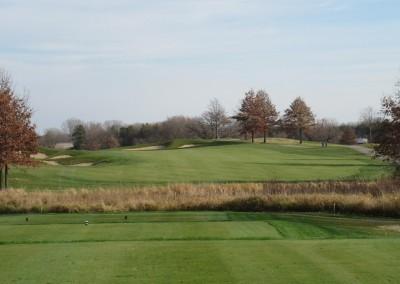 The Oaks Golf Course Hole 18 Tee