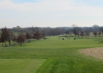 The Oaks Golf Course Hole 3 Tee
