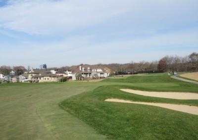 The Oaks Golf Course Hole 5 Green