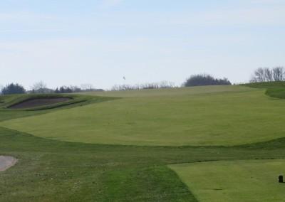 The Oaks Golf Course Hole 5 Tee