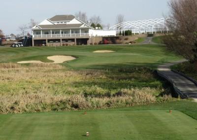The Oaks Golf Course Hole 7 Tee