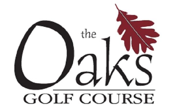 Wisconsin Golf Courses - The Oaks Golf Course Logo