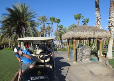 Bali Hai Golf Club Hole 1 Check In