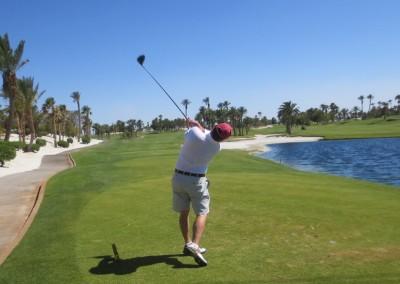 Bali Hai Golf Club Hole 10 Tee